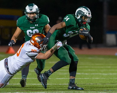 High School Football | District 3 Semifinals | Central Dauphin vs. Central Dauphin | October 30, 2020