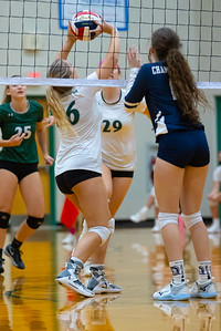 Girls HS Volleyball | Central Dauphin vs. Chambersburg | October 1, 2020