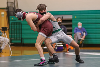 HS Wrestling   Central Dauphin vs. State College   January 20, 2021