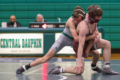 HS Wrestling | Central Dauphin vs. State College | January 20, 2021