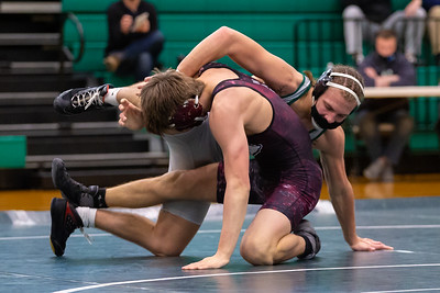 HS Wrestling | District 3 Team Finals |  Central Dauphin vs. Gettysburg | February 15, 2021