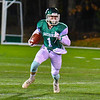Oakmont running back John Caouette runs with the ball during Thursday night's loss to Fitchburg. Sentinel & Enterprise/Ed Niser