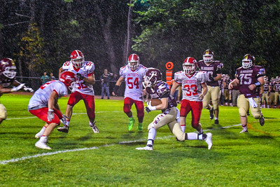 HS football, week 3: Algonquin 34, North Middlesex 7