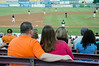Heritage Shores night at the Shorebirds game in Perdue Stadium, Salisbury MD.  Danny throws out the first ball during second game of a double header.  Also Bette Morris in museum.