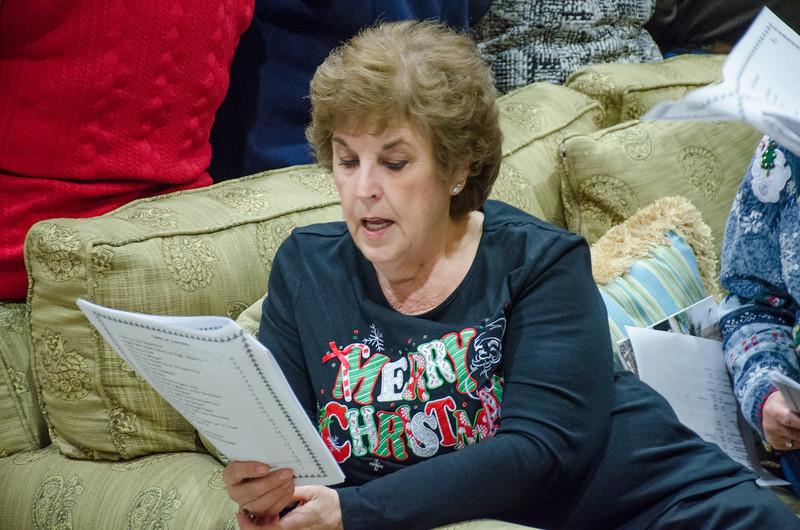 Singing of Christmas Carols