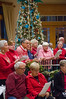 2017 Christmas Caroling at Clubhouse