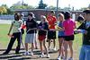High School Classes - 10/6/2010 PE Class Disc Golf