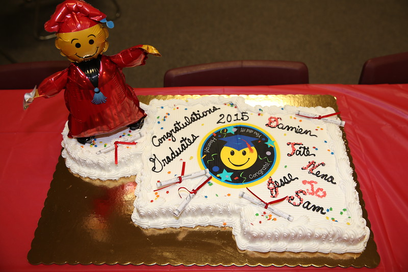 5/8/2015 - Room 225 Graduation Celebration