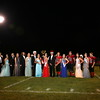 9/25/2015 - Presentation of 2015 Homecoming Court