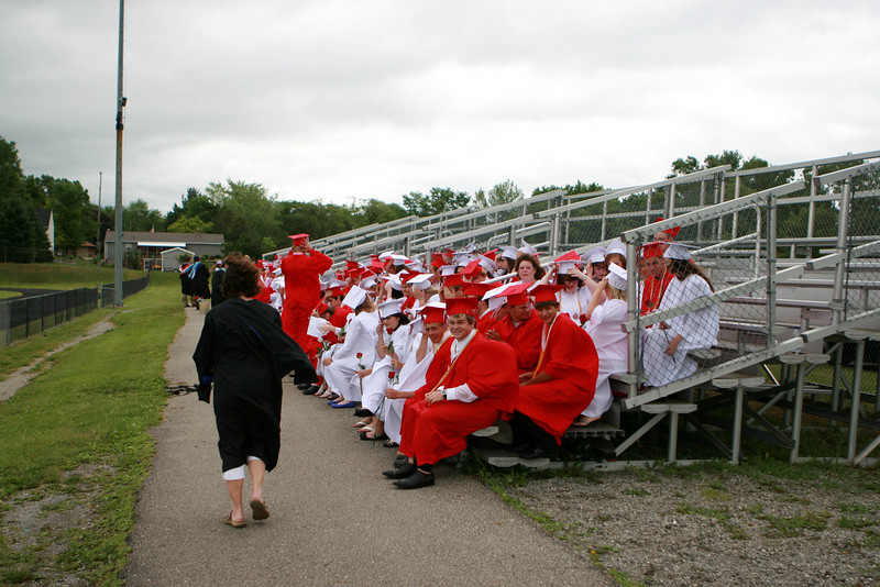 6/6/2010 - High School Graduation