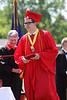 6/5/2011 - High School Graduation (Receiving Diplomas)