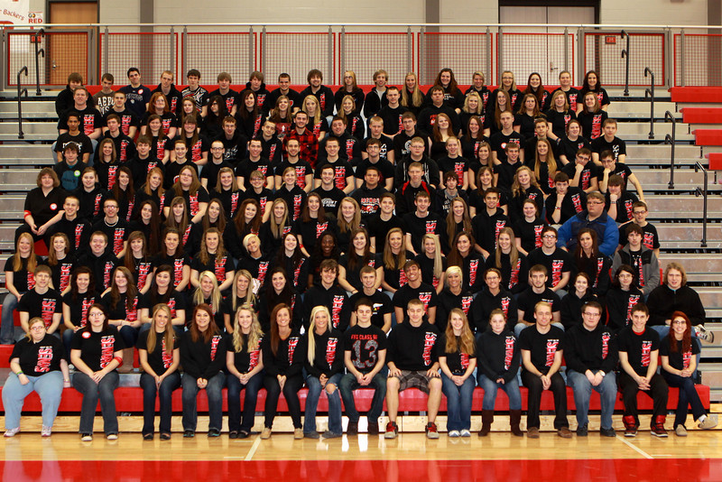 3/15/2013 - Senior Group Picture