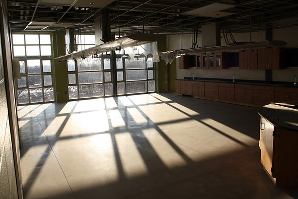2/15/2012 - New High School (Photographer: Ryan Ergang)