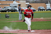 Boys Varsity Baseball - 4/22/2014 Spring Lake