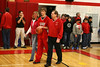 Boys Varsity Basketball -  2/5/2010 Newaygo