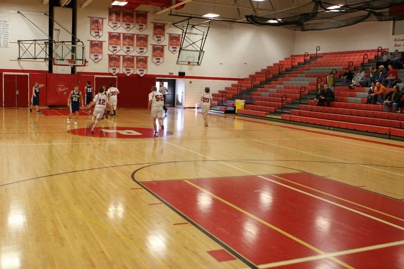 Boys Freshman Basketball - 3/4/2010 Fruitport