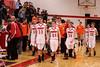 Boys Varsity Basketball - 1/11/2011 Ludington