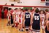 Boys JV Basketball - 1/25/2011 Fruitport