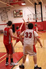 Boys JV Basketball - 2/17/2011 Spring Lake
