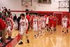 Boys JV Basketball - 2/17/2011 Spring Lake