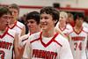 Boys Varsity Basketball - 2/3/2012 Tri-County (Parents Night)