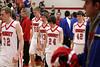 Boys Varsity Basketball - 2/7/2012 Sparta