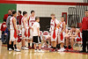 Boys JV Basketball - 2/14/2012 Ludington
