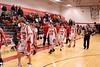 Boys JV Basketball - 2/14/2012 Ludington