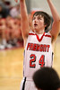 Boys Varsity Basketball - 2/24/2012 Spring Lake