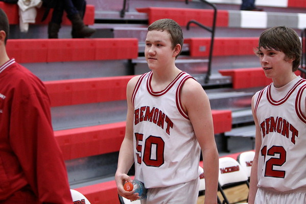 Boys Freshman Basketball - 2/26/2013  Muskegon Heights Public School Academy