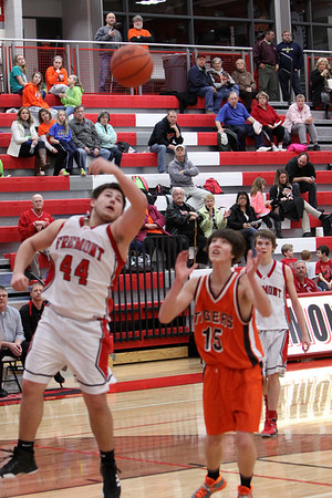 Boys JV Basketball - 2/20/2014 Grant