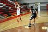 Boys Freshman Basketball - 2/10/2015 Newaygo (Photographer: Russ Tindall)