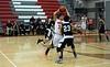 Boys Varsity Basketball - 2/10/2015 Newaygo <br /> (Photographer: Russ Tindall)