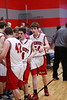 Boys Freshman Basketball - 2/25/2015 Big Rapids