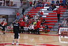 Boys Varsity Basketball - 3/11/2015 District Semifinals Newaygo