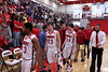 Boys Varsity Basketball - 3/11/2015 District Semifinals Newaygo