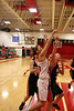 0 Girls Varsity Basketball - 1/8/2010 Grant