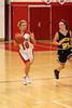 Girls JV Basketball  - 1/28/2010 Tri-County