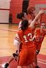 Girls Freshman Basketball - 2/15/2011 Ludington