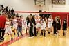 Girls Varsity Basketball - 2/17/2012 Grant (Seniors Night)