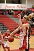 Girls JV Basketball - 2/21/2012 Whitehall