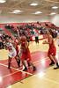 Girls Varsity Basketball - 2/27/2012 Districts Reed City