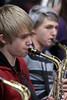High School Band - 2/22/2013 Girls Varsity Basketball Grant