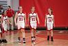 Girls JV Basketball - 11/30/2012 Spring Lake