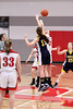 Girls JV Basketball - 2/18/2014 Manistee