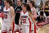 Girls Varsity Basketball - 2/18/2014 Manistee (Parent's Night)