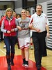 Girls Varsity Basketball - 2/13/2015 Fruitport Parent Night<br /> (Photographer: Russ Tindall)