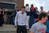 Boys Cross Country - 11/6/2009 Leaving for State