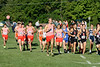 Coed Cross Country - 9/8/2012 Hill & Bale (Photographer: Terri Wahl)