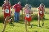 Coed Cross Country - 9/13/2014 Invitational @ Ludington (Photographer: Dean Wheater)